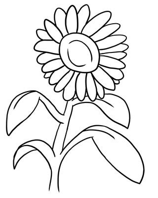 Cool Flower Clip Art