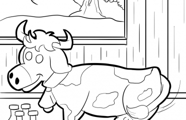 Farm Animals Coloring Pages Archives Page 3 Of 3 Learn